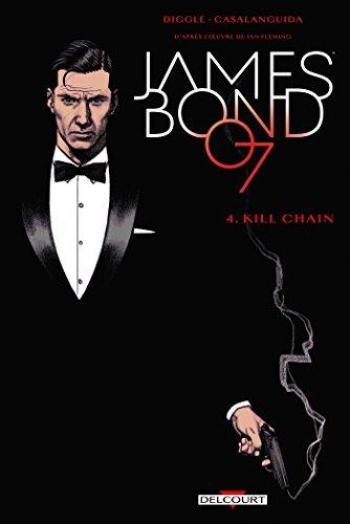 Couverture de l'album James Bond - 4. Kill chain