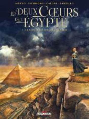 Couverture de l'album Les Deux Cœurs de l'Égypte - 1. La barque des milliers d'années