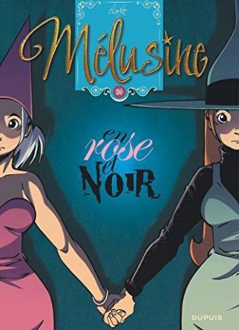 Couverture de l'album Mélusine - 26. En rose et noir