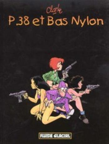 Couverture de l'album P.38 et bas nylon (One-shot)