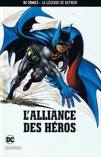 Couverture de l'album DC Comics - La légende de Batman - 13. L'alliance des héros