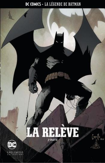 Couverture de l'album DC Comics - La légende de Batman - 79. La relève - 2e partie