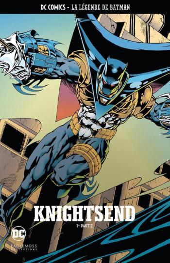 Couverture de l'album DC Comics - La légende de Batman - 26. Knightsend - 1re partie
