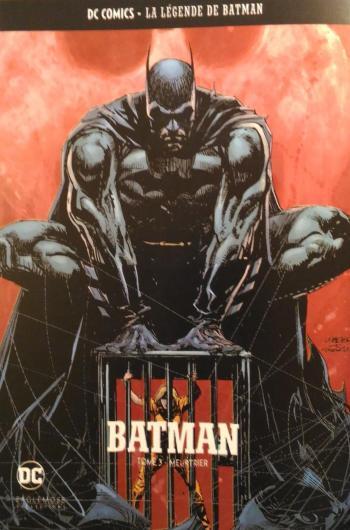 Couverture de l'album DC Comics - La légende de Batman - HS. Tome 3 - Meurtrier