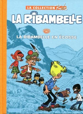 Couverture de l'album La Collection Roba (Boule & Bill - La Ribambelle) - 20. La Ribambelle en Ecosse