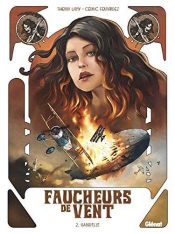 Couverture de l'album Faucheurs de vent - 2. Gabrielle