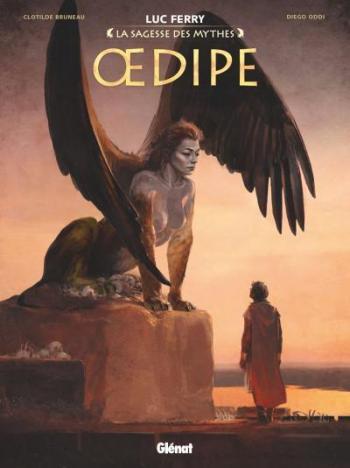 Couverture de l'album OEdipe (One-shot)