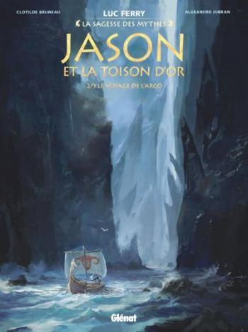 Couverture de l'album Jason et la Toison d'or - 2. Le Voyage de l'Argo