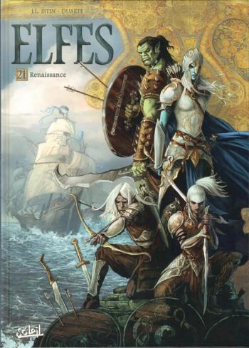 Couverture de l'album Elfes - 21. Renaissance
