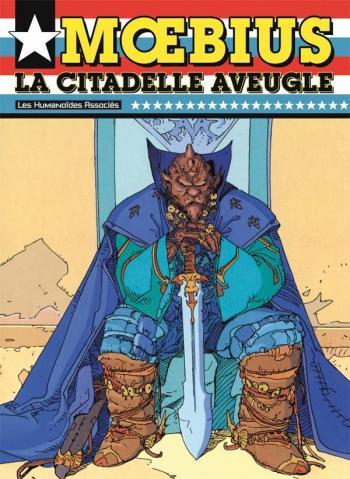 Couverture de l'album La citadelle aveugle (One-shot)