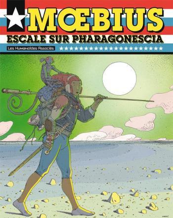 Couverture de l'album Escale sur Pharagonescia (One-shot)