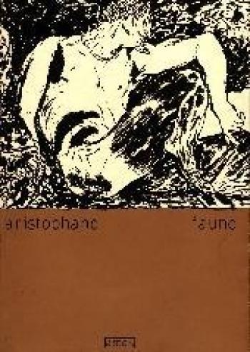 Couverture de l'album Faune (Aristophane) (One-shot)