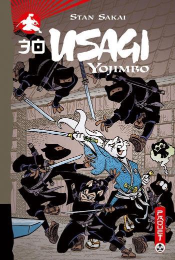 Couverture de l'album Usagi Yojimbo - 30. Tome 30