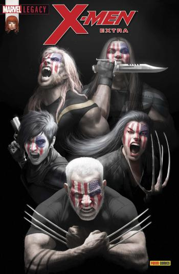 Couverture de l'album Marvel Legacy : X-Men Extra - 2. Guerre nuke-cléaire