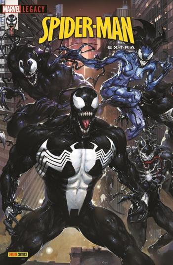 Couverture de l'album Marvel Legacy : Spider-Man Extra - 2. Venomverse