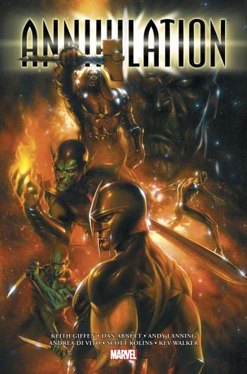 Couverture de l'album Annihilation - INT. Annihilation - Intégrale