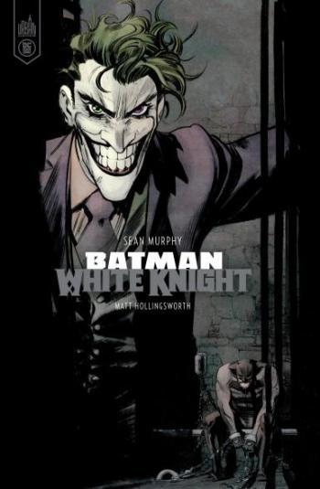 Couverture de l'album Batman - White Knight (One-shot)