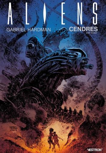 Couverture de l'album Vestron - 10. Aliens: Cendres (dust to dust)