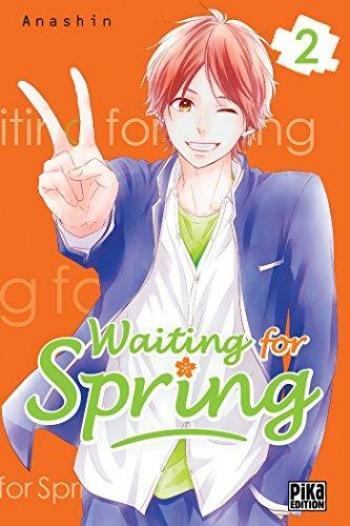 Couverture de l'album Waiting for Spring - 2. Tome 2