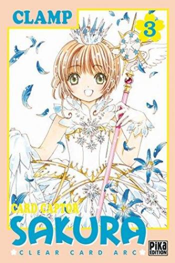 Couverture de l'album Card Captor Sakura - Clear Card Arc - 3. Tome 3