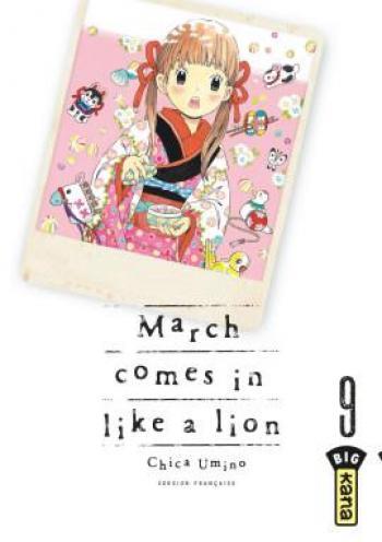 Couverture de l'album March Comes in Like a Lion - 9. Tome 9