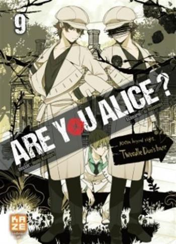Couverture de l'album Are You Alice? - 9. Tome 9