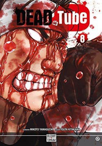 Couverture de l'album Dead Tube - 8. Tome 8