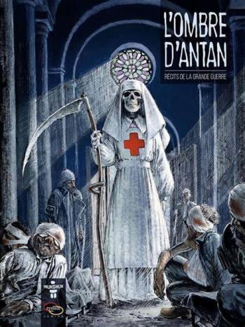 Couverture de l'album L'Ombre d'antan (One-shot)