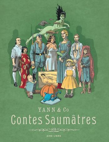 Couverture de l'album Contes saumâtres (One-shot)