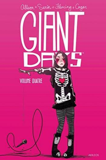 Couverture de l'album Giant days - 4. Tome 4