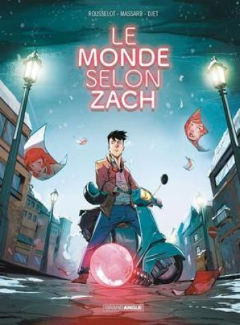 Couverture de l'album Le Monde selon Zach (One-shot)