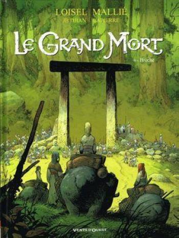 Couverture de l'album Le Grand Mort - 6. Brèche