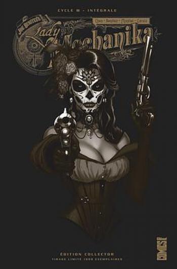 Couverture de l'album Lady Mechanika - INT. Cycle 3