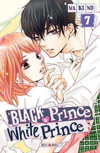 Couverture de l'album Black Prince & White Prince - 7. Tome 7