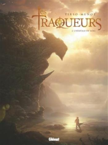 Couverture de l'album Les Traqueurs - 2. L'Héritage de sang