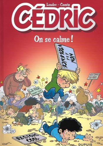 Couverture de l'album Cédric - 19. On se calme !