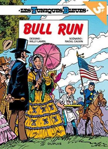 Couverture de l'album Les Tuniques bleues - 27. Bull Run