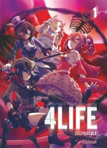 Couverture de l'album 4life - 1. Crépuscule