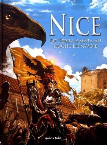 Couverture de l'album Nice - 1. De Terra Amata au duché de Savoie