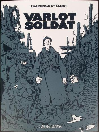 Couverture de l'album Varlot Soldat (One-shot)