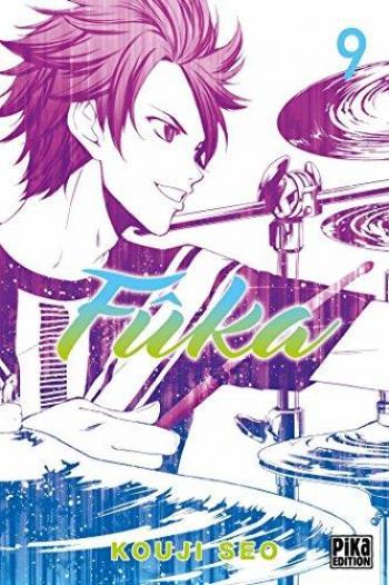 Couverture de l'album Fûka - 9. Tome 9