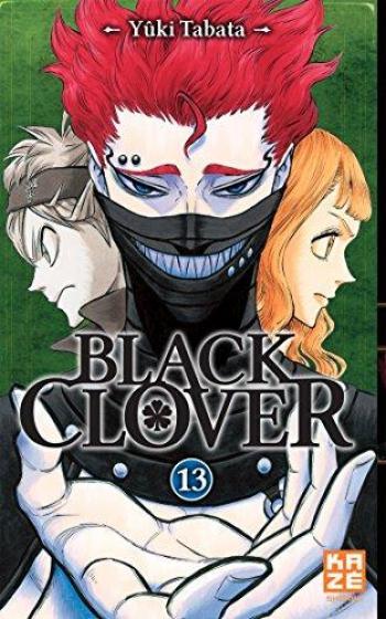 Couverture de l'album Black Clover - 13. Tome 13