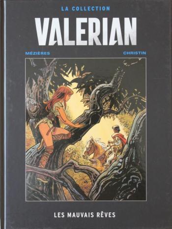 Couverture de l'album Valérian (Hachette) - 23. Les mauvais rêves