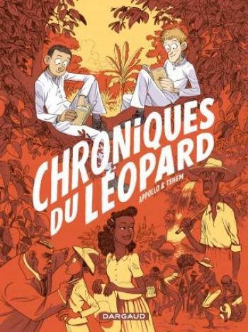 Couverture de l'album Chroniques du Leopard (One-shot)