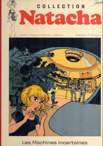 Couverture de l'album Natacha - 9. Les machines incertaines