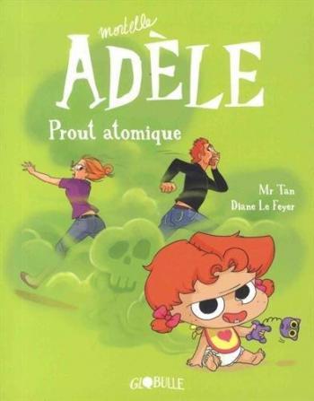 Couverture de l'album Mortelle Adèle - 14. Prout atomique
