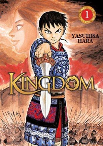 Couverture de l'album Kingdom - 1. Cette histoire se déroule avant notre ère.