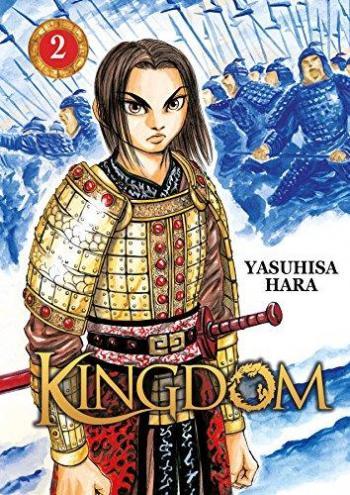 Couverture de l'album Kingdom - 2. La rébellion du demi-frère du roi.