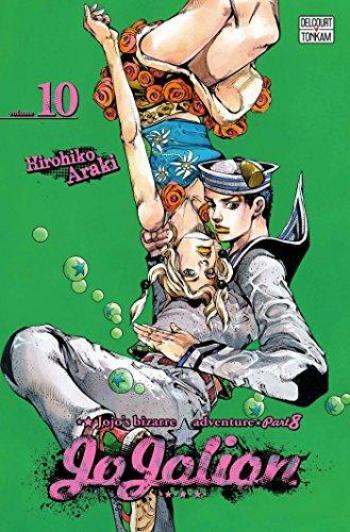 Couverture de l'album Jojo's Bizarre Adventure - Saison 8 - Jojolion - 10. Poursuis l'arbre Rokakaka !