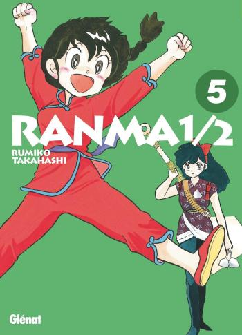 Couverture de l'album Ranma 1/2 (Édition Originale) - 5. Tome 5